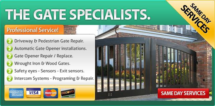Gate Repair San Diego CA